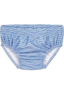 Playshoes---UV-swim-diaper-for-babies---Washable---Crab---Lightblue/Pink