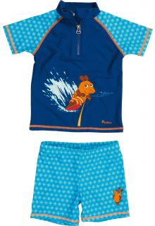 Playshoes---UV-Swim-Set-Kids--Blue-mouse