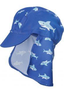 Playshoes---UV-Swim-Cap-Kids--Shark