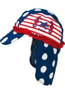 Playshoes---UV-children-sun-cap---Sea-Horse