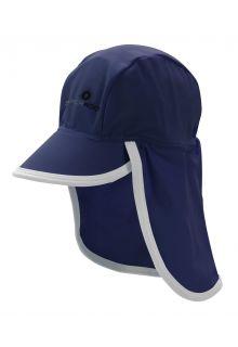 SnapperRock---UV-Baby-Flap-Hat--Navy