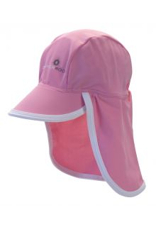 Snapper-Rock---UV-Baby-Flap-Hat--Pink