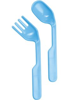 Playshoes---Cuttlery-Set-(Spoon-and-Fork)---Blue