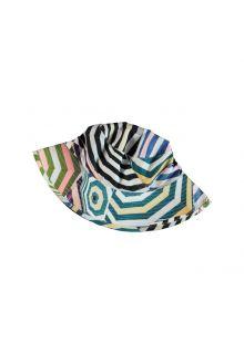 Molo---UV-bucket-hat-for-children---Nadia---Parasol-print