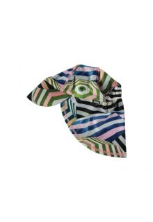Molo---UV-sun-cap-with-neck-flap-for-kids---Nando---Parasol-print