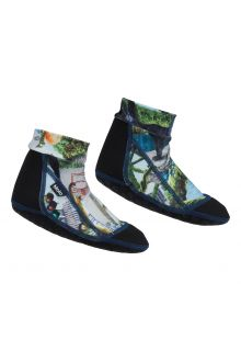 Molo---Neoprene-Beach-Socks-for-boys---Zabi---Urban-Jungle---Multi