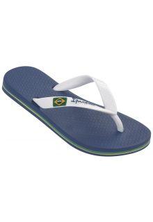 Ipanema---Flip-flops-for-boys---Classic-Brasil---blue-/-white