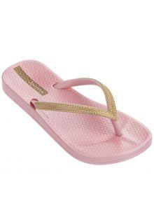 Ipanema---Flip-flops-for-girls---Mesh-Kids---light-pink