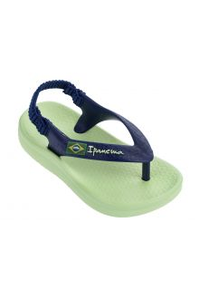 Ipanema---Sandals-for-babies---Anatomic-Soft---green