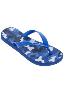 Ipanema---Flip-flops-for-boys---Classic-VI-Kids---blue-white