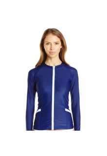 Cabana-Life---UPF-50+-Essentials---Blue-Zip-Up-Rashguard