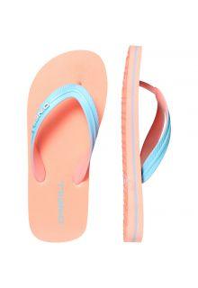O'Neill---Flip-flops-for-boys---Sol---Neon-tangerine-pink