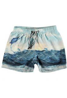 Molo---UV-swim-shorts-for-children---Niko---Catch
