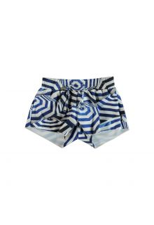 Molo---UV-swim-shorts-for-girls---Nicci---Parasol