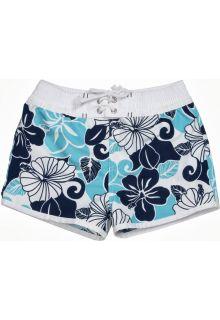 Snapper-Rock---UV-Board-Shorts-Kids--Tropical-Blues