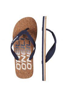 O'Neill---Men's-Flip-flops---Brown