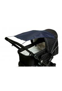 Altabebe---Universal-UV-sun-screen-for-strollers---Navy-blue