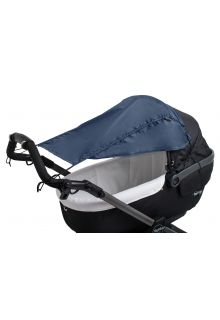 Altabebe---Universal-UV-sun-screen-with-sides-for-strollers---Navy-blue
