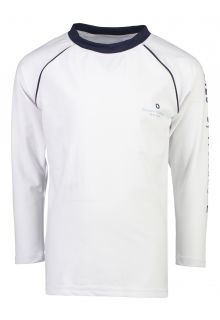 Snapper-Rock---UV-Swim-shirt-with-long-sleeves-for-boys---Compass---White