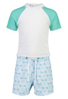 Snapper-Rock---UV-Swim-set-for-babies---Oceania-Sustainable---White