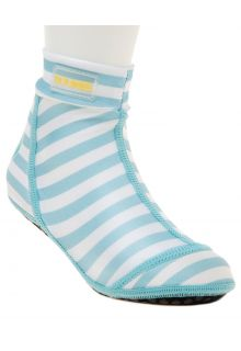 Duukies---Boys-UV-Beach-Socks---Baby-Blue---Blue-striped