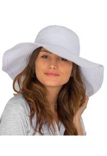 Rigon---UV-floppy-hat-for-women---Solid-white