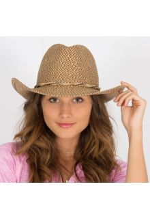 Rigon---UV-cowboy-hat-for-women---Byron---Chocolate
