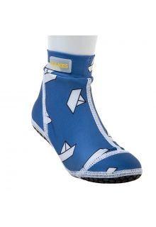 Duukies---Kids-UV-Beach-Socks---Blue-Boat---Blue