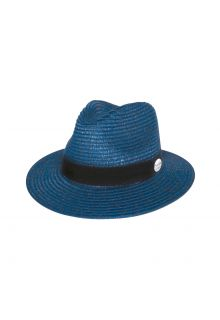 Emthunzini-Hats---UV-Fedora-sun-hat-for-adults---Evoke-Phoenix---Navy