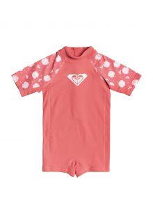 Roxy---UV-Swim-suit-for-little-girls---Springsuit-Shella---Desert-Rose-