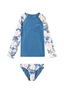 Roxy---UV-Swim-suit-for-little-girls---Longsleeve---Swim-Lovers---Blue-Moonlight