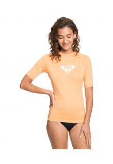 Roxy---UV-Swim-shirt-for-women---Whole-Hearted---Salmon