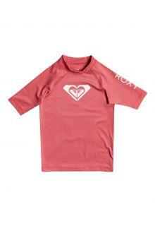 Roxy---UV-Swim-shirt-for-little-girls---Whole-Hearted---Desert-Rose