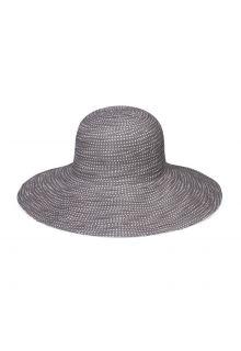 Emthunzini-Hats---UV-Floppy-sun-hat-for-women---Scrunchie---Grey