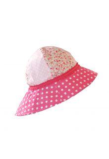 Emthunzini-Hats---UV-Sun-hat-for-babies---Gracie---Fuchsia