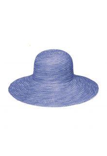Emthunzini-Hats---UV-Floppy-sun-hat-for-women---Scrunchie---Hydrangea