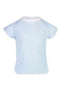 Snapper-Rock---UV-Swim-shirt-Oceania-Sustainable-for-girls---Blue/White