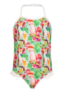 Snapper-Rock---Halter-Swimsuit---Tropical-Birds