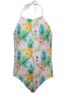 Snapper-Rock---Bathing-suit-for-Girls---Tropicana---Pink
