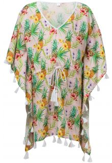 Snapper-Rock---Tunic-for-girls---Tropicana---Pink