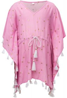 Snapper-Rock---Tunic-for-girls---Pink-Gold-Star---Pink