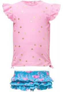 Snapper-Rock---UV-Swim-set-Ruffle---Flamingo-Star---Pink/Blue