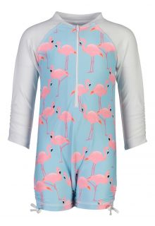 Snapper-Rock---UV-Swim-suit-long-sleeves---Flamingo-Social---Light-blue-