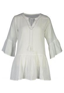Snapper-Rock---Organic-Cotton-Kaftan-for-women---White