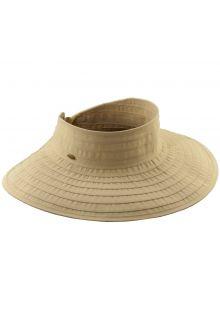 Scala---UV-visor-for-women---Natural