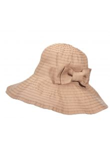 Scala---UV-oprolbare-hat-for-women---Desert
