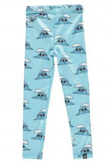 Beach-&-Bandits---Kids'-UV-leggings---Surf's-Up---Light-blue