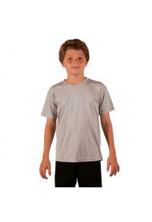 Vapor-Apparel---UV-shirt-for-children-with-short-sleeves---grey