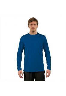 Vapor-Apparel---Men's-UV-shirt-with-long-sleeves---blue