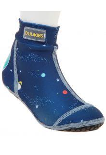 Duukies---Boys-UV-Beach-Socks---Planets-Blue---Dark-Blue